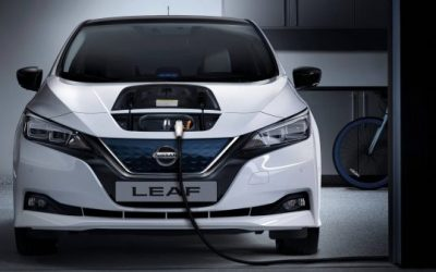 Skaff deg nye Nissan Leaf 40 kWh på få uker